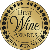 Best Wine Awards Gold Winner